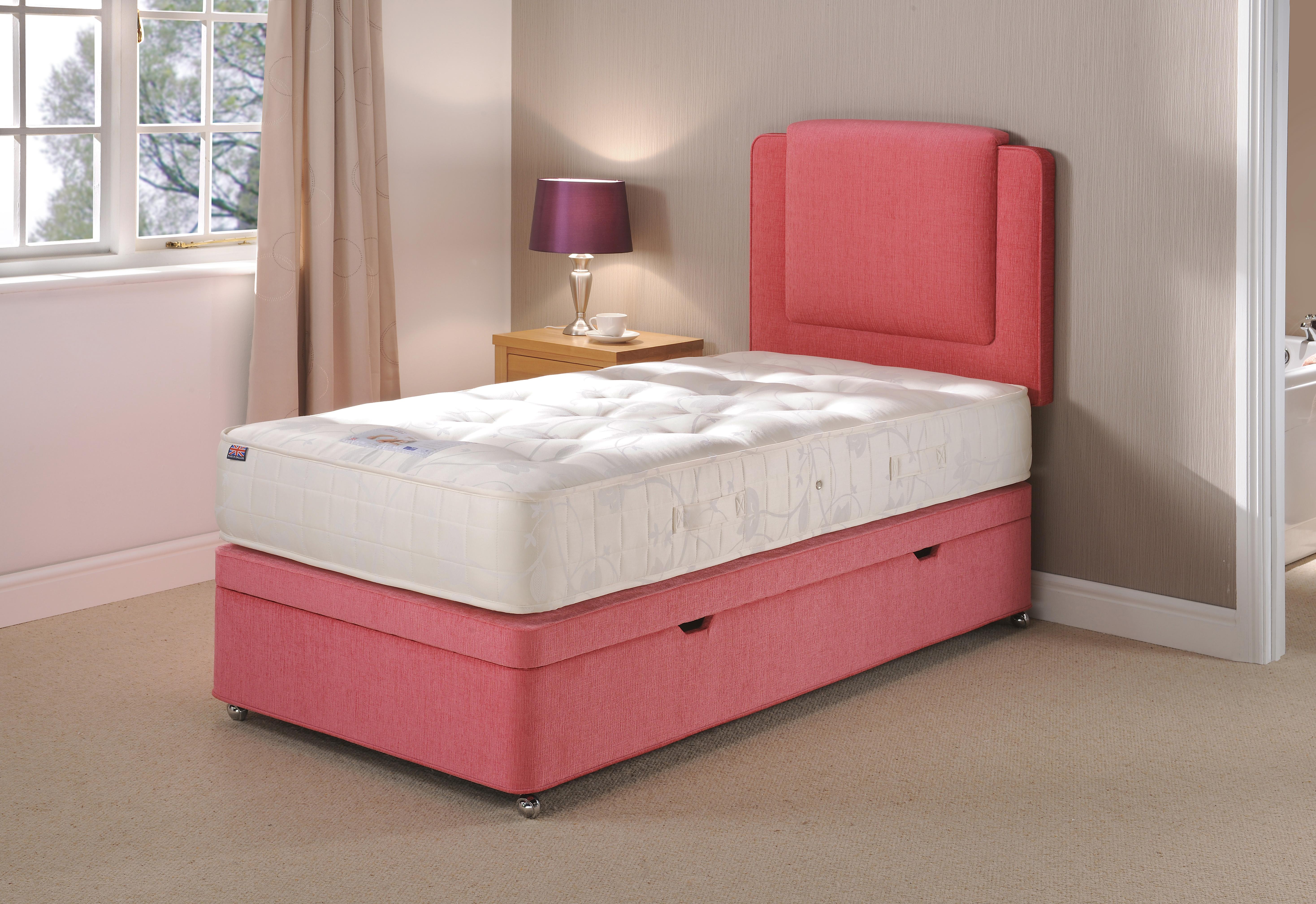 3 new ottoman side opening1 bones on beds. Black Bedroom Furniture Sets. Home Design Ideas